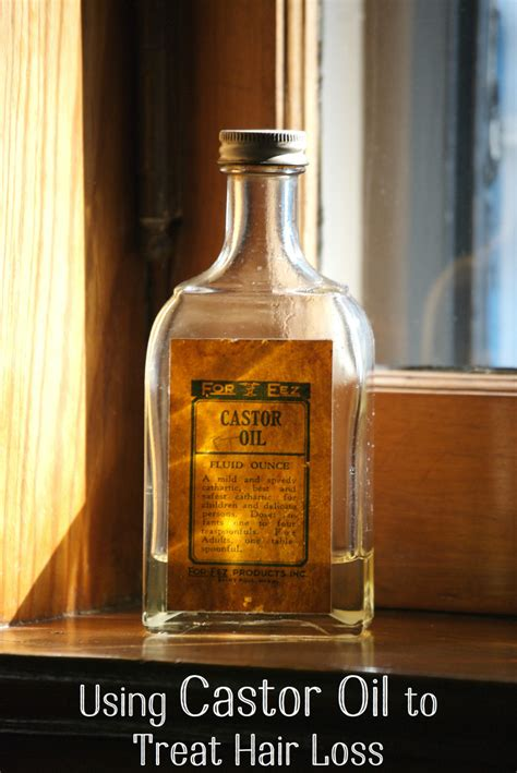 How and When to Use Castor Oil for Hair Growth   Bellatory