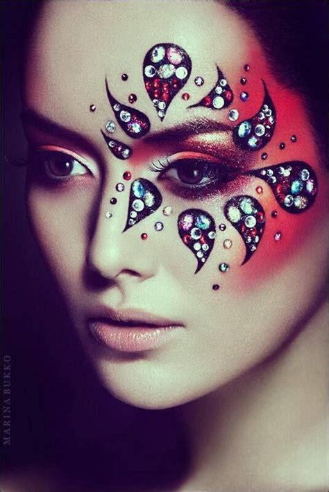 17 Creative Face Painting Ideas for Halloween and