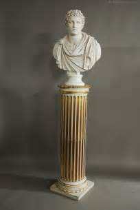 Antiques Atlas - Classical Style Carved Wooden Fluted Column