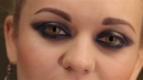 Glimmer Gold Coloured Contact Lenses - YouTube