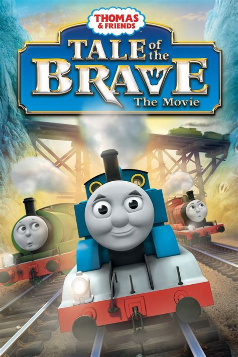 Thomas & Friends: Tale of the Brave -The Movie (2014
