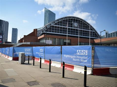 Leaked report reveals Manchester hospitals set to open