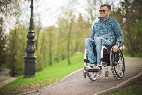 The Etiquette of Interacting with a Wheelchair User