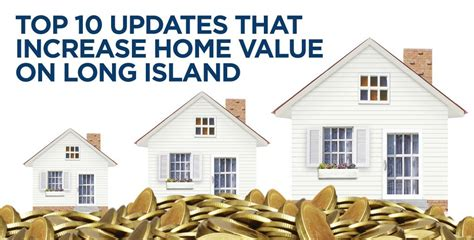 Top 10 Updates that Increase Home Value on Long Island