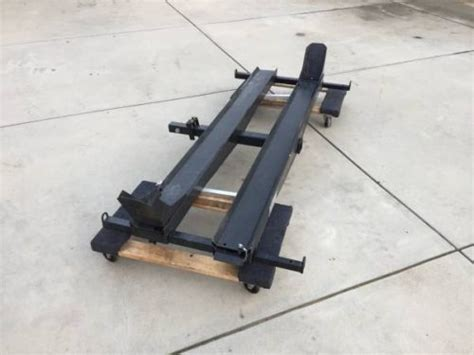 Dual motorcycle hitch carrier - $175 (Los Angeles