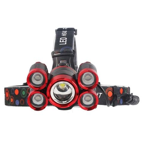 Cycling /camping outdoor light High Power Headlight-in