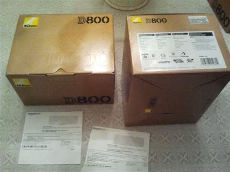 NIKON D800 IS AVAILABLE IN STOCK FOR SALE in Singapore