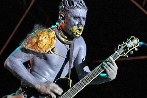 Savage's Musicbox: The Wednesday Photo Show: Wes Borland