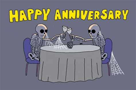 Happy Anniversary GIF by GIPHY Studios Originals - Find