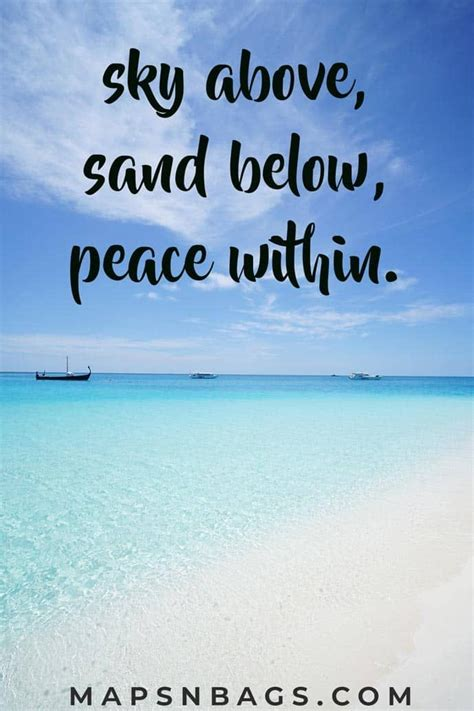 150+ Best Beach Quotes: Quotes About Beach w/ Hashtags