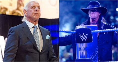 Ric Flair Thinks The Undertaker Will Return For Another