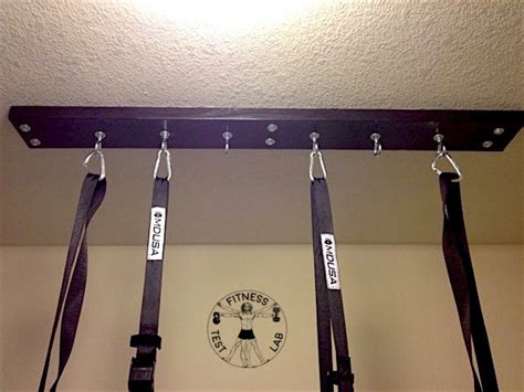 How To Hang Gymnastic Rings | Fitness Test Lab