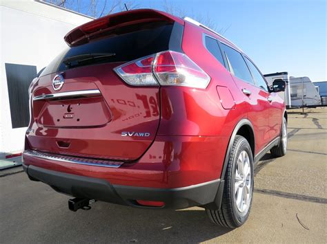 2015 Nissan Rogue Trailer Hitch - Draw-Tite