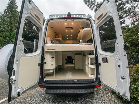 Camper van conversion companies are seeing a surge in