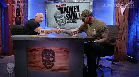 The Undertaker comes out-of-character on Steve Austin