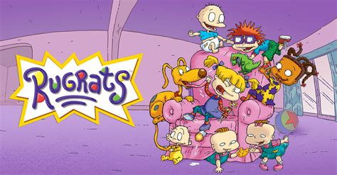 About Rugrats on Paramount Plus