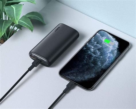 Aukey's USB power bank with 18W USB-C PD and Quick Charge