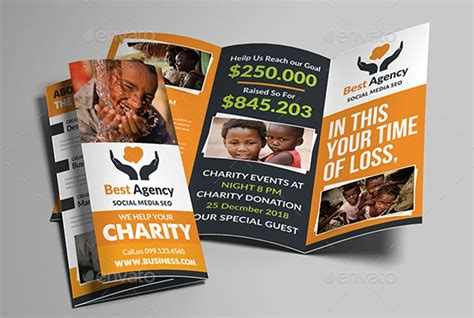 FREE 15+ Charity Brochure Examples in Publisher | Word