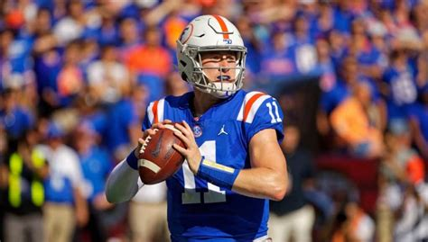 Kyle Trask has a chance to rewrite a number of Florida