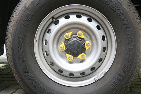 Wheel Nut Indicators - Red Cat - MacNellie's Workplace Safety