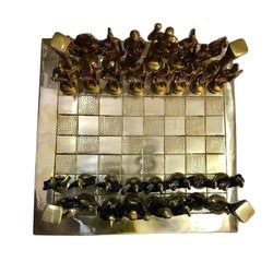 Brass Chess Set at Best Price in India