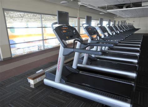 PHOTO GALLERY: Inside the Sealed Air Family YMCA