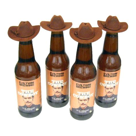 """3"""" Flocked Mini Cowboy Hat (12) 