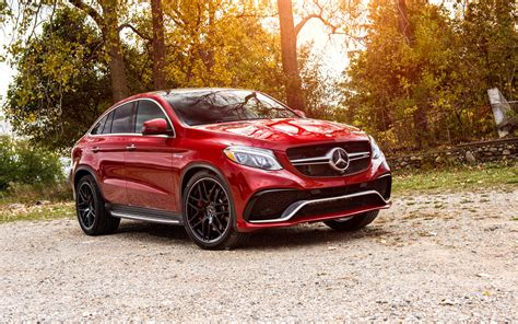 2016 Mercedes AMG GLE63 S Coupe Wallpaper   HD Car