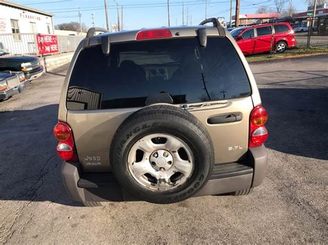 2004 JEEP LIBERTY SPORT | Used Cars in Nashville | Pre