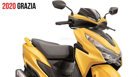 Top 5 Things To Know About BS6 Honda Grazia 125