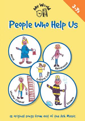 People Who Help Us | Songbook | Out of the Ark Music
