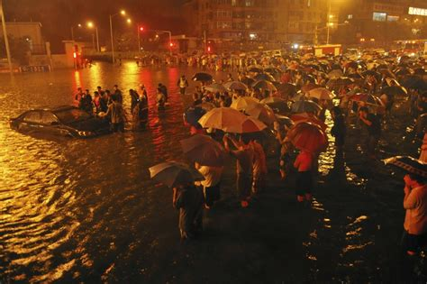 Beijing's Deadly Deluge: Heaviest Rainfall for 60 Years
