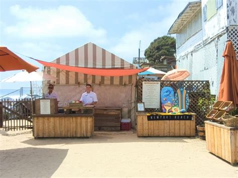 The Beachcomber Express Tent – Crystal Cove Conservancy