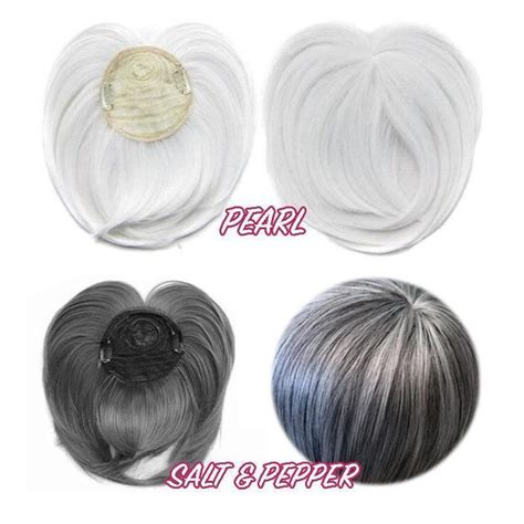 Silky Clip-On Hair Topper – GetGotGotten | Hair toppers