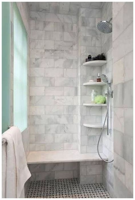 45 master bathroom walk in shower ideas 45 (With images