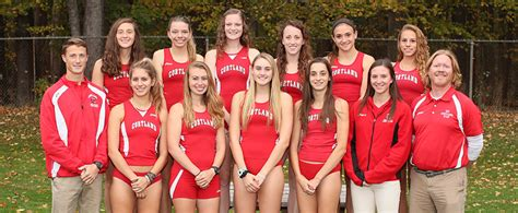 SUNY Cortland Athletics - 2017 Women's Cross Country Roster