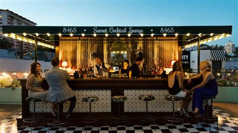 Above the Smog: 17 Best Rooftop Bars in Los Angeles