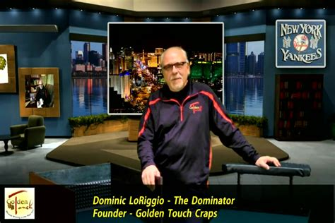 Golden Touch Craps - Dice Control Videos by Dominator