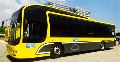PWD-friendly buses launched today | Official Gazette of