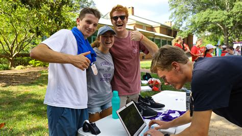 Summer Experiences – New Students