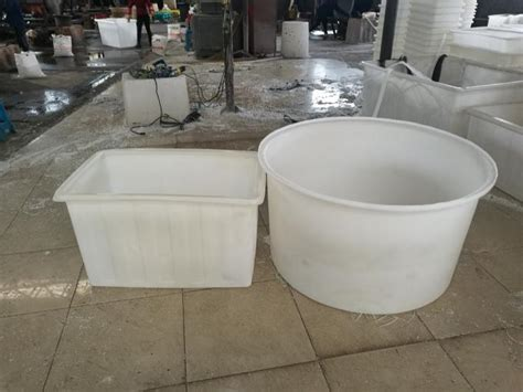 Polyethylene Open Top Round Poly Stock Tank For Ponds And