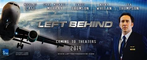 Review: Nicolas Cage Stars in 2014 'Left Behind' Movie