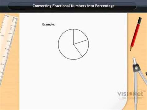 Converting Fractional Numbers to Percentage Comparing
