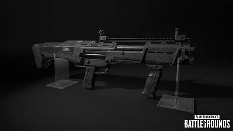 PUBG: How to Get The DBS Shotgun and More Information