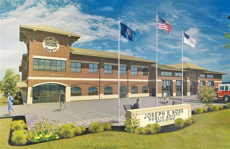 Plans for new public safety building get final approval