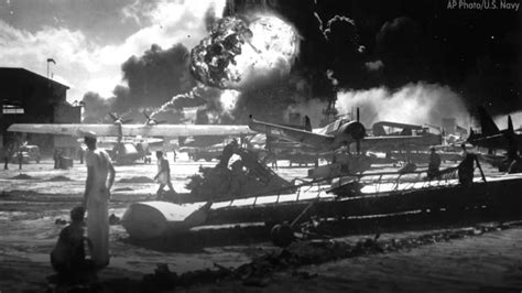 Pearl Harbor Remembrance Day: A look back at December 7