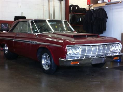 FOR SALE - 1964 Pro Street Plymouth Fury | For B Bodies