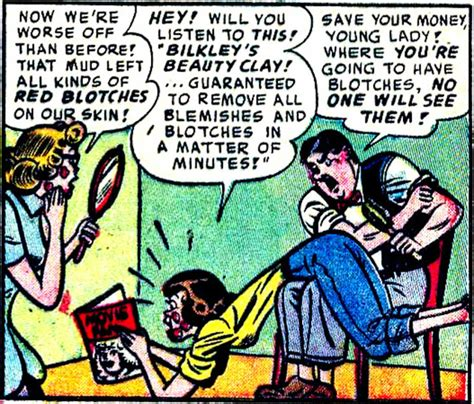 When Women Being Spanked by Super-Heroes in the Early