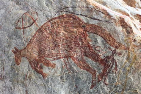 Some of the best places to see ancient rock art and