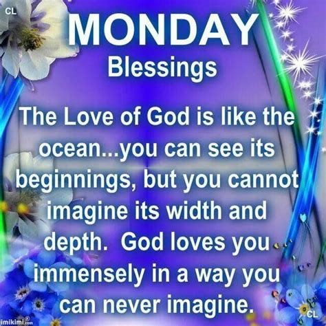 Monday Blessings Pictures, Photos, and Images for Facebook